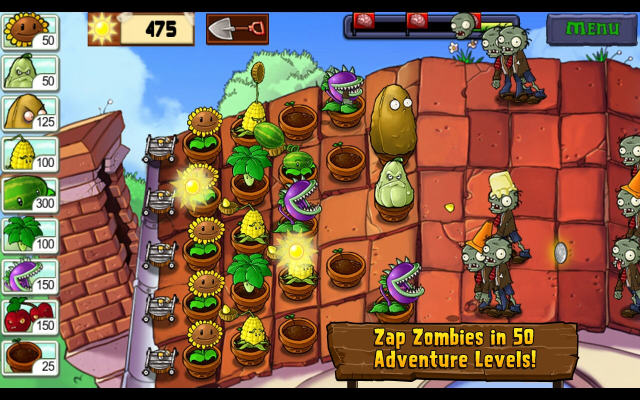 Plants vs. Zombies FREE - Apps on Google Play