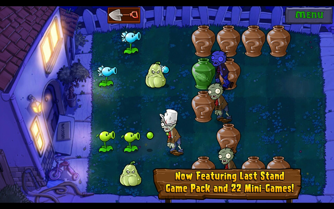 Plants vs. Zombies: Adventures | Plants vs. Zombies …